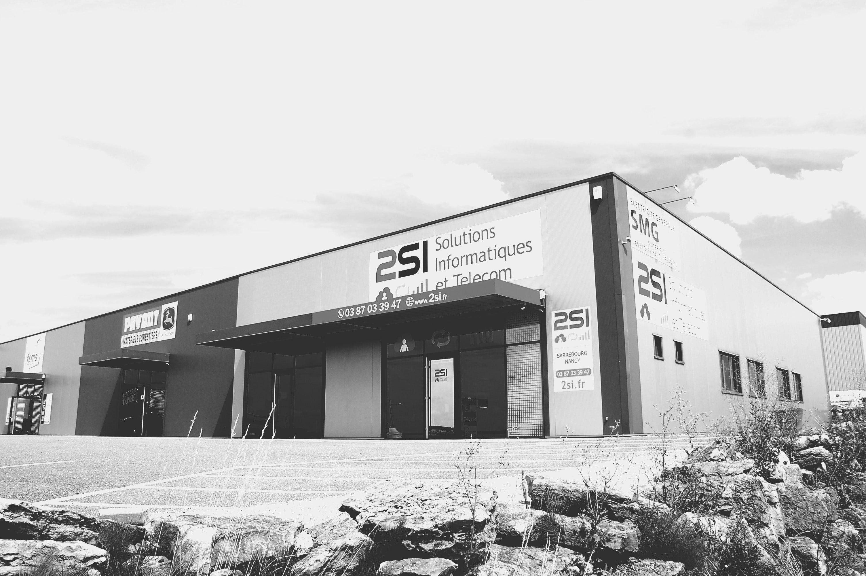 Inauguration des nouveaux locaux de 2SI Sarrebourg